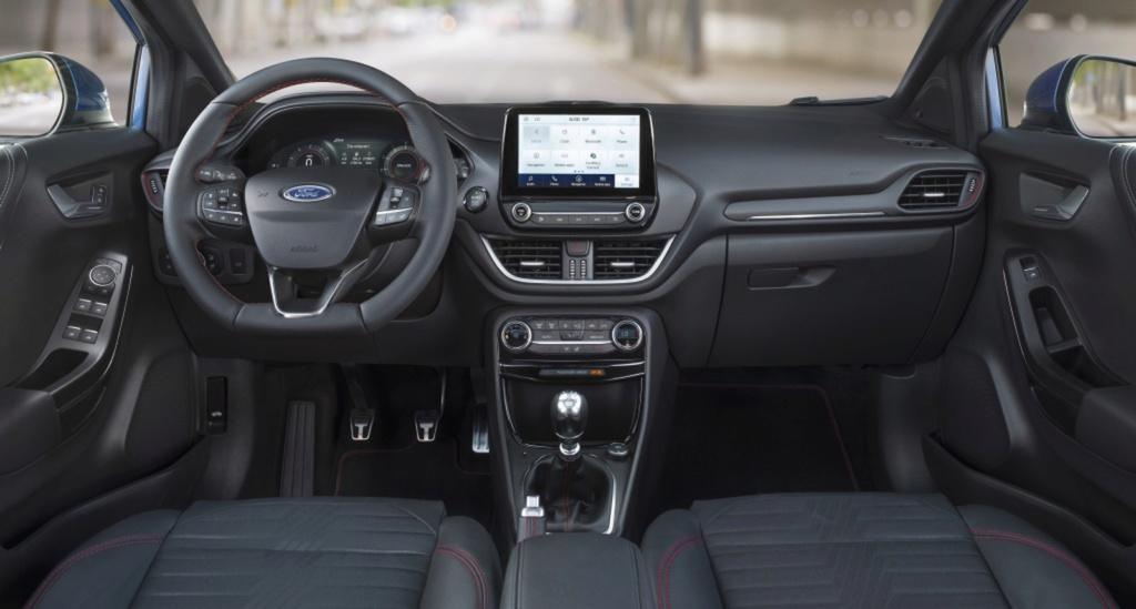 Ford Puma renasce como SUV 'híbrido' e tecnológico Ford-p14