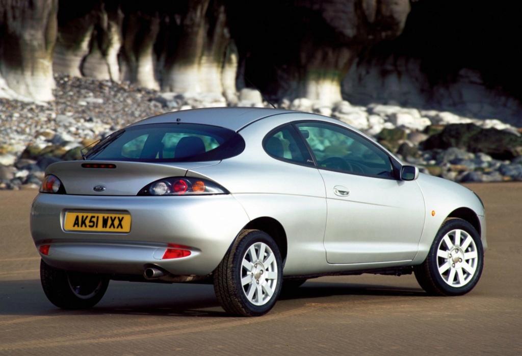 Ford Puma renasce como SUV 'híbrido' e tecnológico Ford-p16