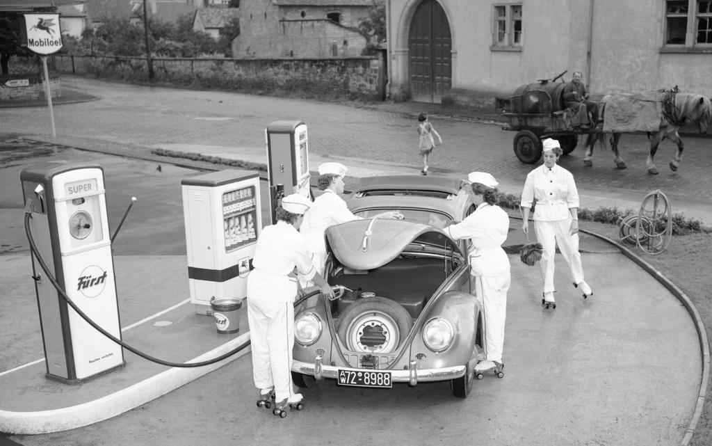 Volkswagen encerra produção mundial do Fusca; veja como foi a despedida Fusca-11