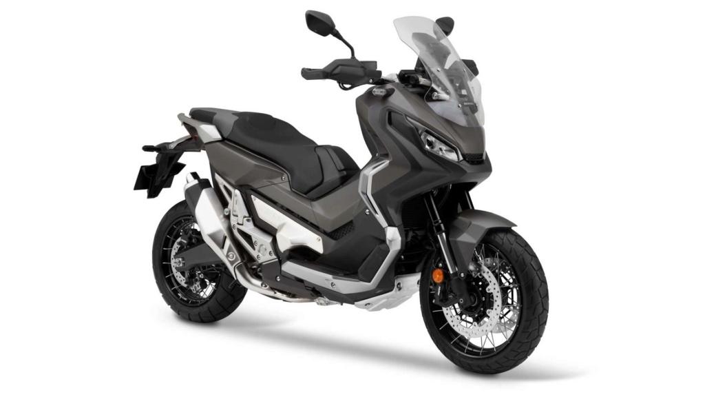Honda X-ADV 2019 ganha seletor de condução e custa R$ 55.998 Honda-24