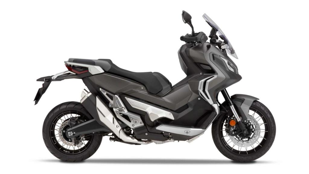 Honda X-ADV 2019 ganha seletor de condução e custa R$ 55.998 Honda-25