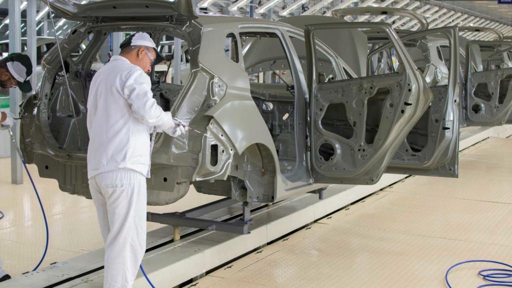 Produção de automóveis cresce 8,4% em julho, diz Anfavea Honda-28