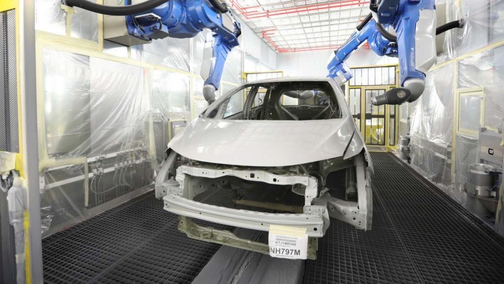 Produção de automóveis cresce 8,4% em julho, diz Anfavea Honda-30