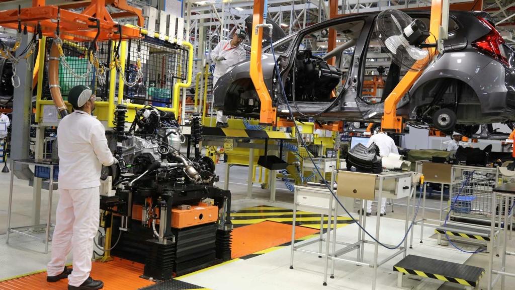 Produção de automóveis cresce 8,4% em julho, diz Anfavea Honda-31