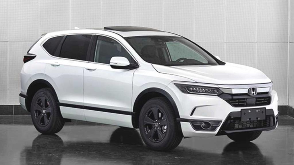 Honda Breeze: conheça o CR-V com cara de Civic exclusivo da China Honda-34