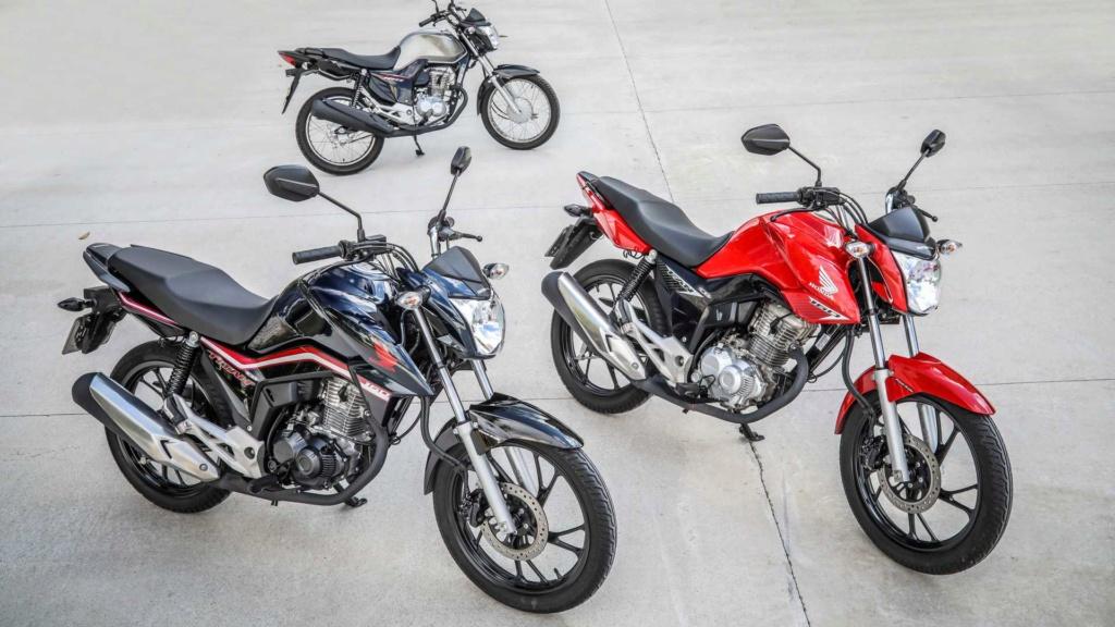 Honda CG 160 linha 2020: veja novidades e preços Honda-38