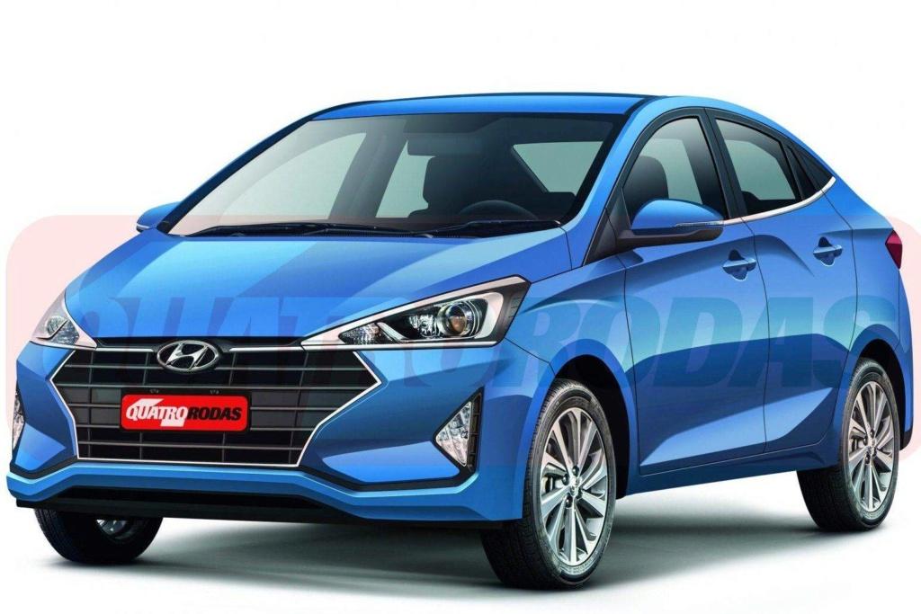 Segredo: Hyundai HB20S ganhará traços de Elantra em reestilização Hyunda11