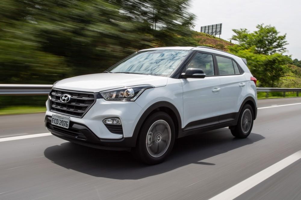 Hyundai vê cliente receoso com turbo e descarta motor para o Creta Hyunda22