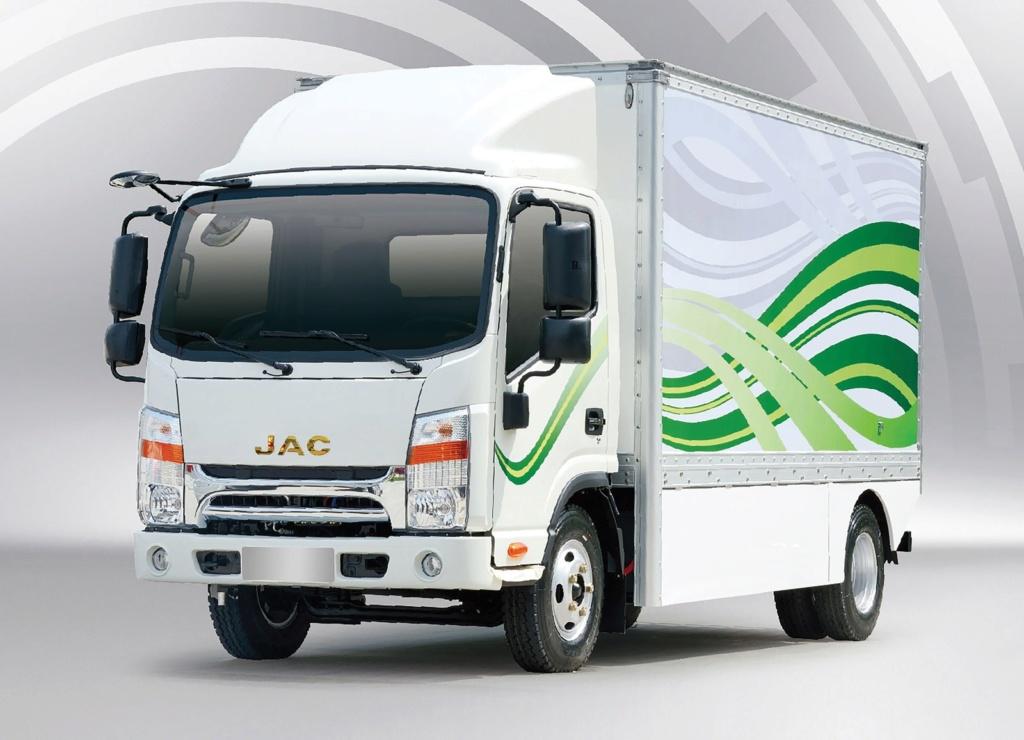 Jac apresenta compacto, SUVs e picape elétricos no Brasil; veja preços e fotos Iet-1210