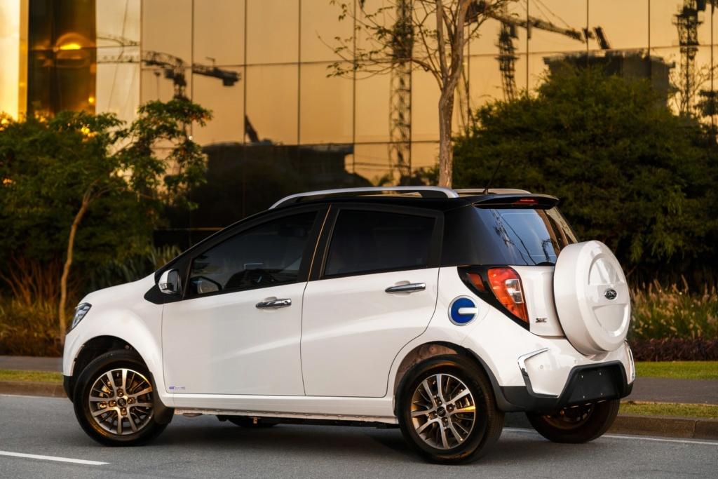 Jac apresenta compacto, SUVs e picape elétricos no Brasil; veja preços e fotos Iev20-11