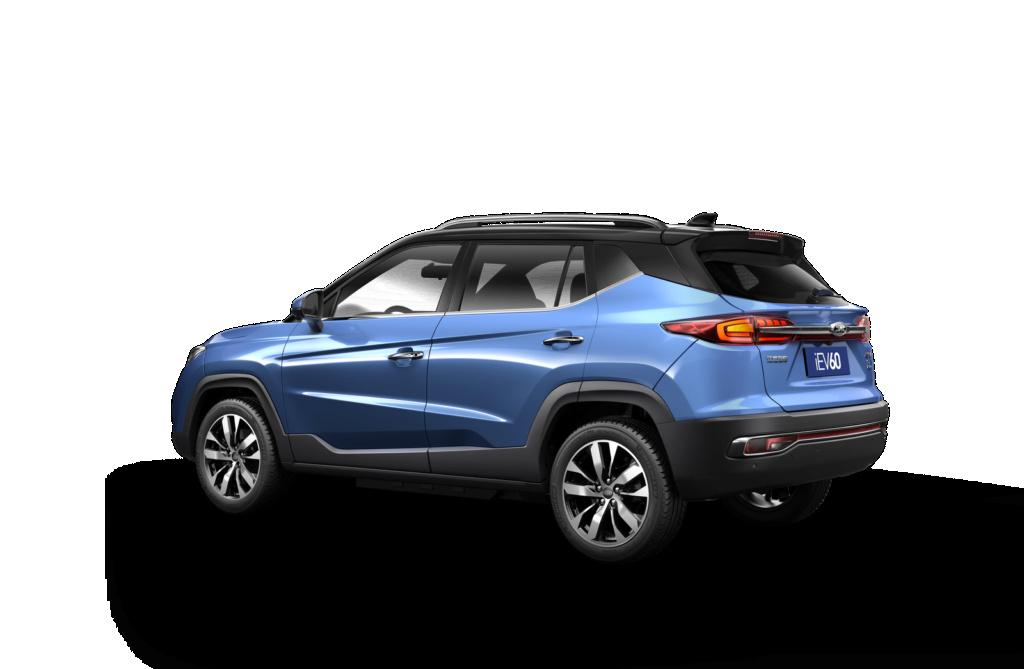 Jac apresenta compacto, SUVs e picape elétricos no Brasil; veja preços e fotos Iev60-11