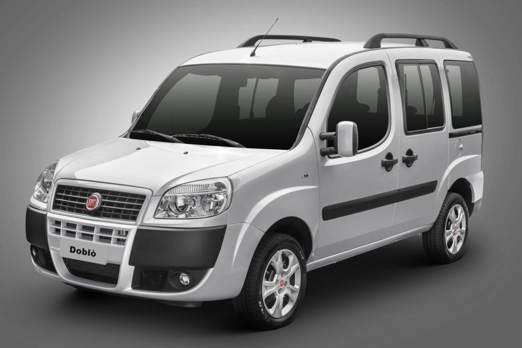 Fiat Doblò 2020 perde versão Adventure e parte de R$ 92.390 Imagem14