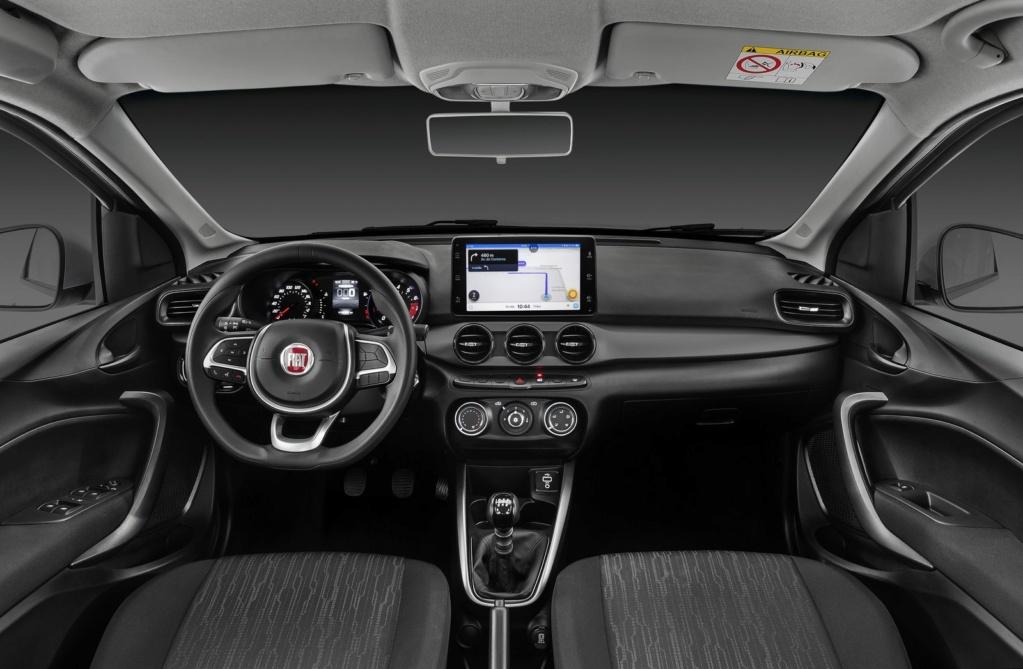 Fiat apresenta Argo Seleção, série limitada a 1,5 mil unidades Imagem18