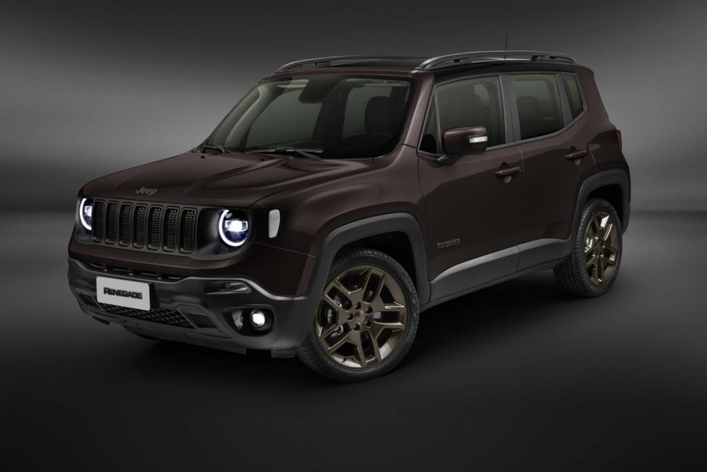 Jeep Renegade 2020 perde câmbio manual e parte de R$ 89.990 Imagem24