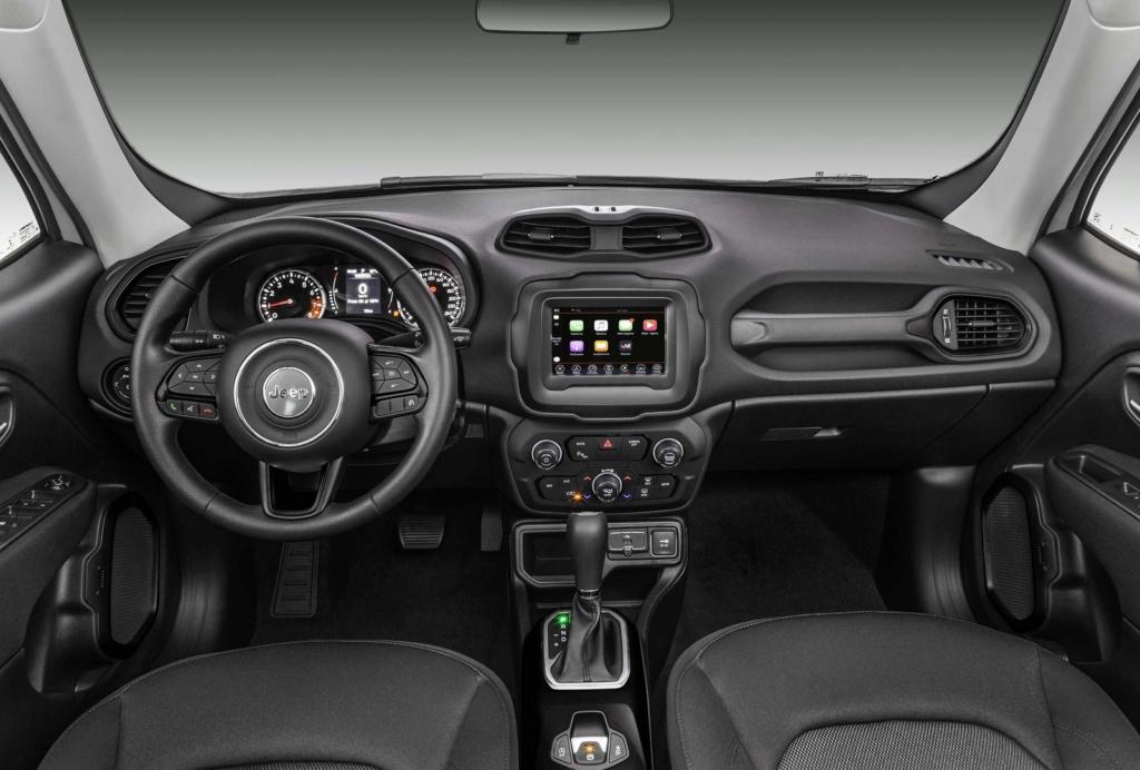 Jeep Renegade 2020 perde câmbio manual e parte de R$ 89.990 Imagem32