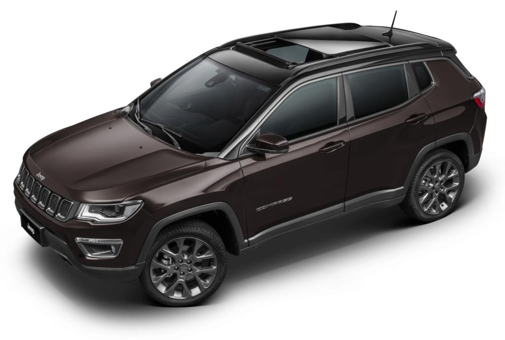 Jeep Compass fica mais equipado e mais caro na linha 2020; parte de R$ 116.990 Imagem34