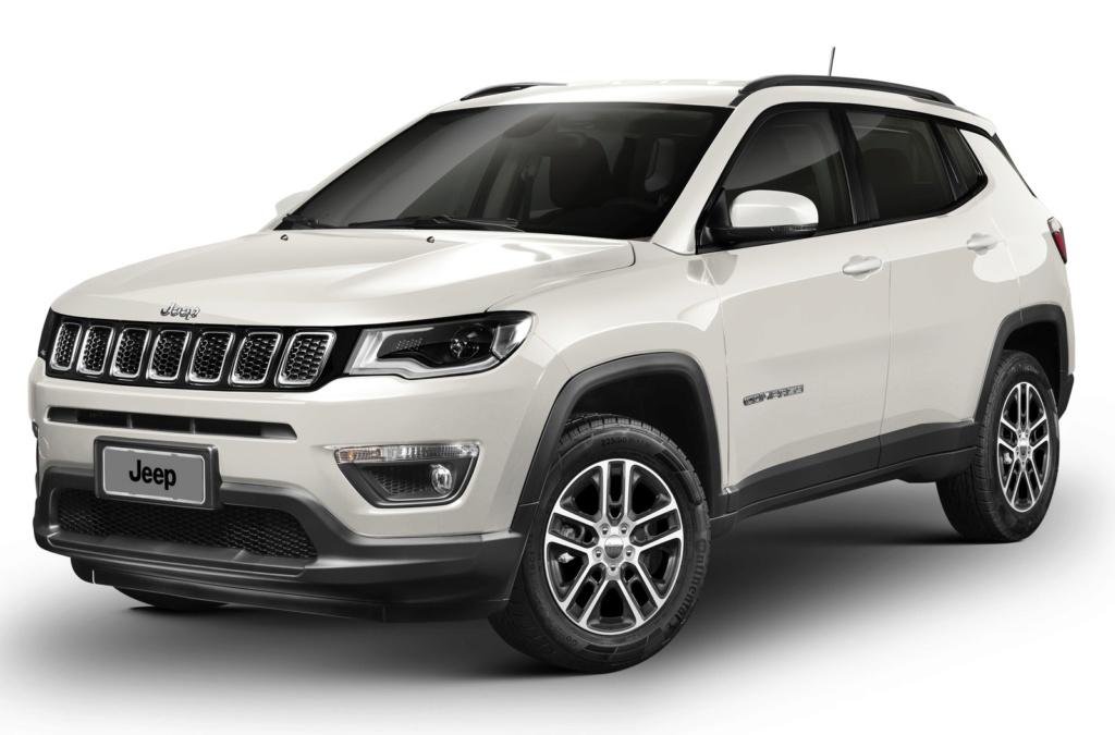 Jeep Compass fica mais equipado e mais caro na linha 2020; parte de R$ 116.990 Imagem35