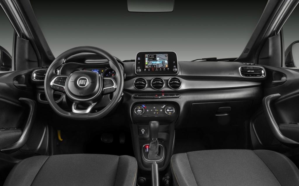 Fiat Argo Trekking ganha motor 1.8 e câmbio automático por R$ 68.990 Imagem39