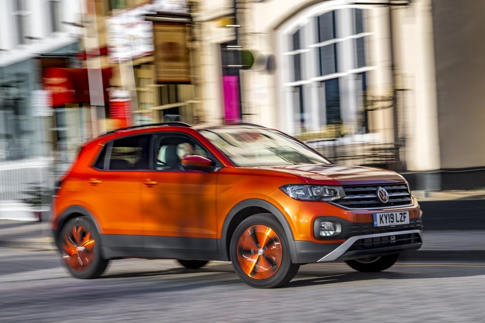Volkswagen T-Cross com motor a diesel promete consumo de 22,5 km/l, mas não vem ao Brasil Images10