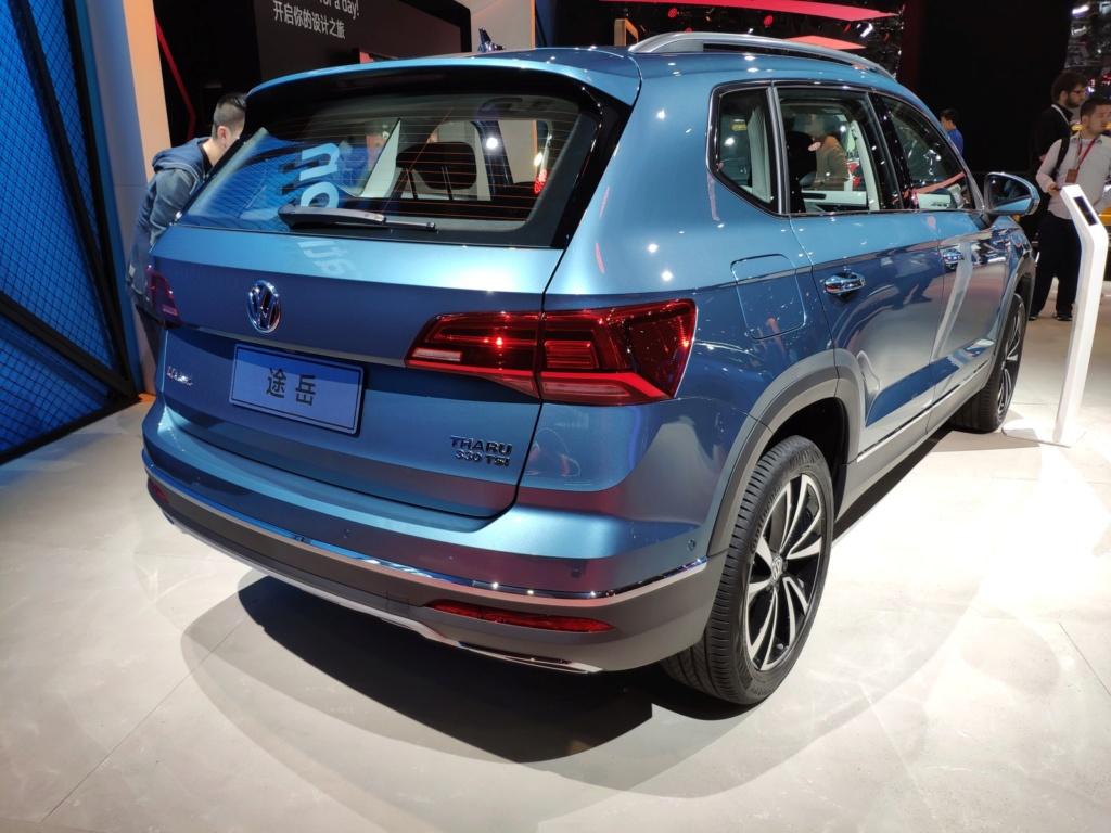 Volkswagen Tarek, rival do Compass, é flagrado em testes no Brasil Img-2010