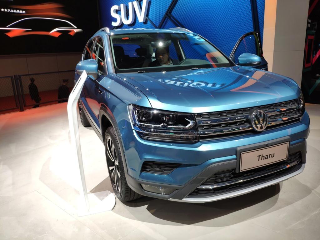 Volkswagen Tarek, rival do Compass, é flagrado em testes no Brasil Img-2011