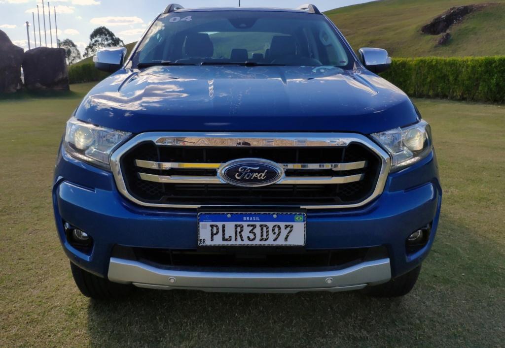 Ford Ranger 2020: primeiras impressões Img-2014