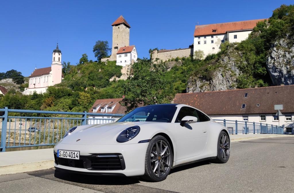 Porsche 911 Carrera: primeiras impressões Img-2022