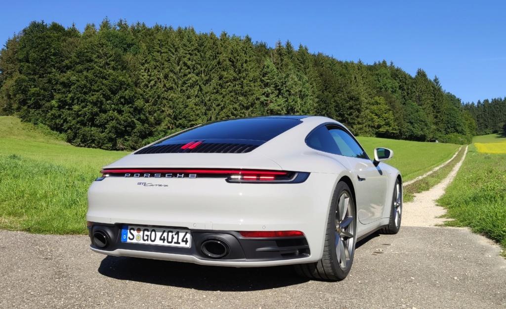 Porsche 911 Carrera: primeiras impressões Img-2023