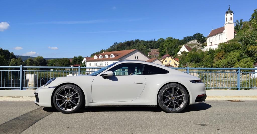 Porsche 911 Carrera: primeiras impressões Img-2024