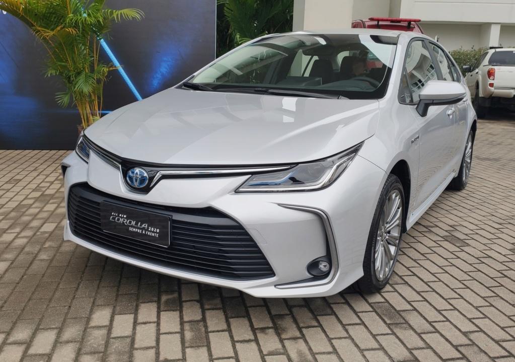 Toyota Corolla híbrido: primeiras impressões Img-2025