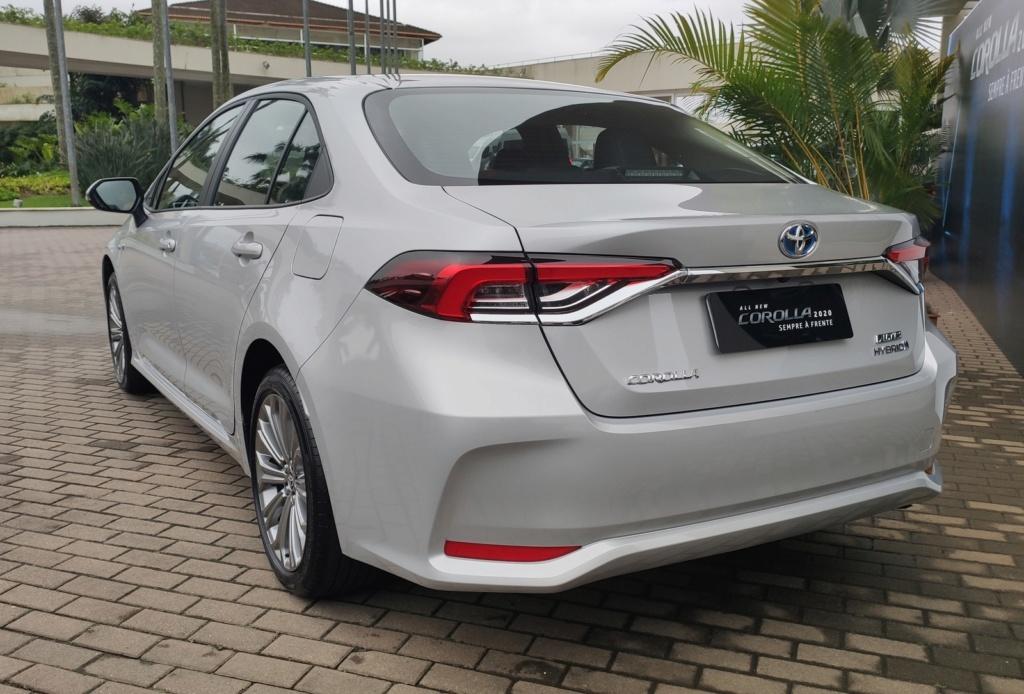Toyota Corolla híbrido: primeiras impressões Img-2027