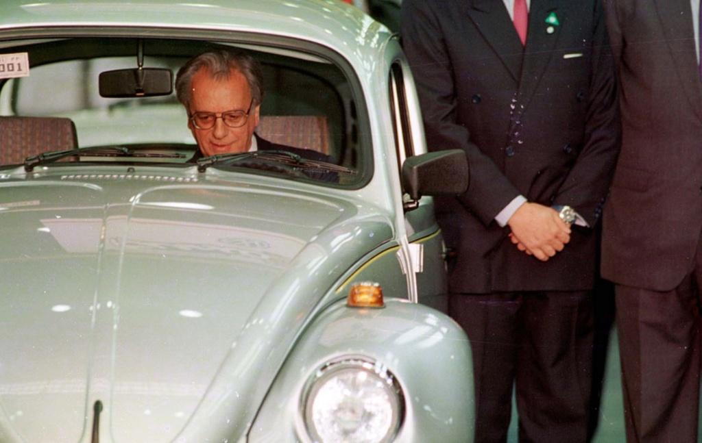 Volkswagen encerra produção mundial do Fusca; veja como foi a despedida Itamar10