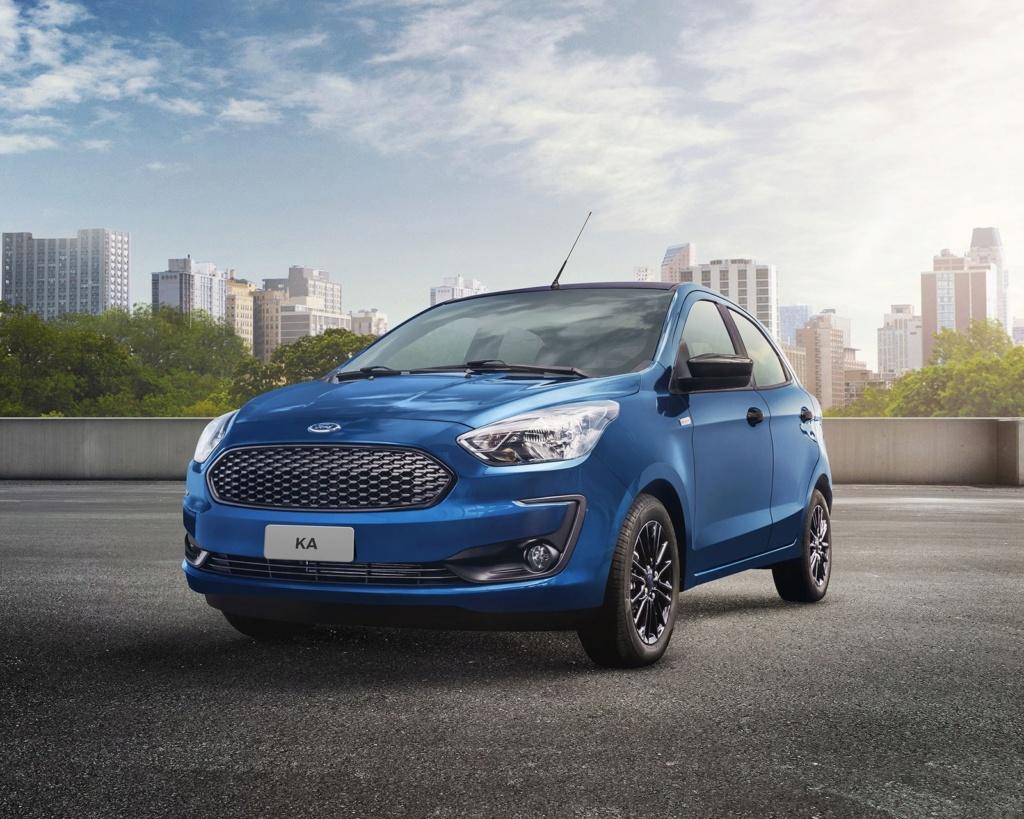Ford Ka e EcoSport ganham série limitada Ka100a10