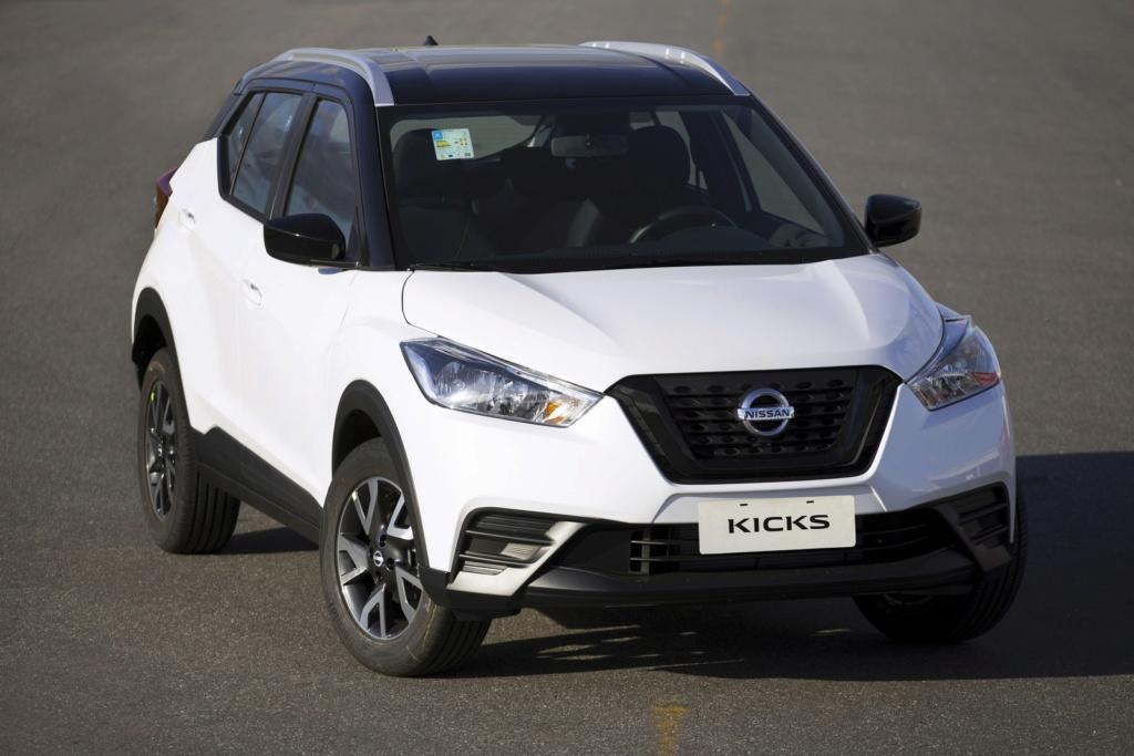 Nissan Kicks ganha série limitada a partir de R$ 81.840 Kicks-12