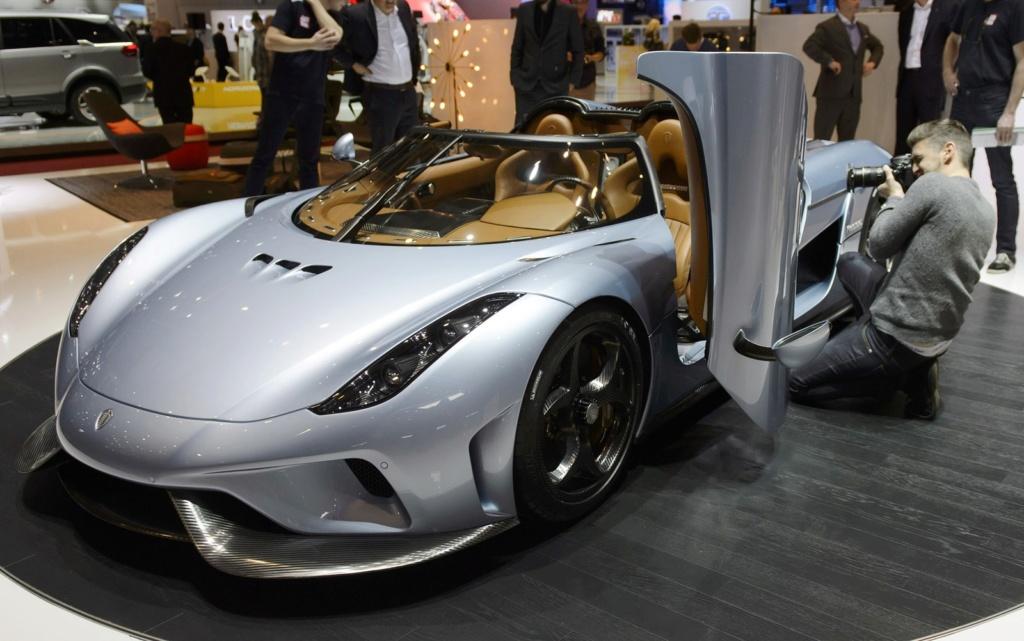 Koenigsegg Regera leva 31,49 segundos para ir a 400 km/h e frear completamente Koenig12
