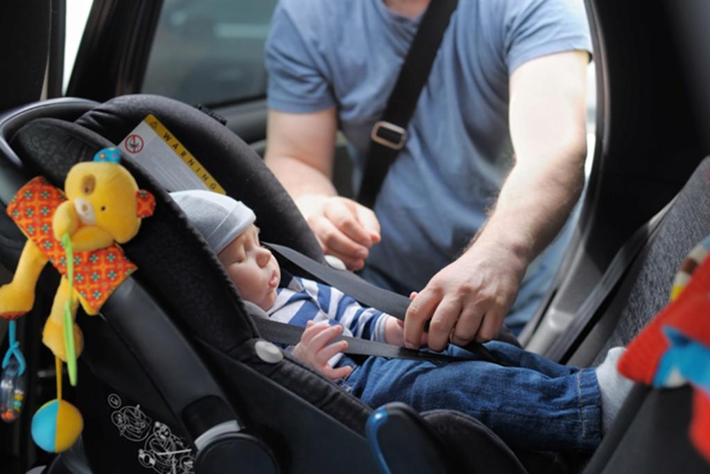 'Apenas advertência não terá nenhum resultado', diz autor de estudo sobre mortalidade infantil em acidentes de trânsito nos EUA Materi10