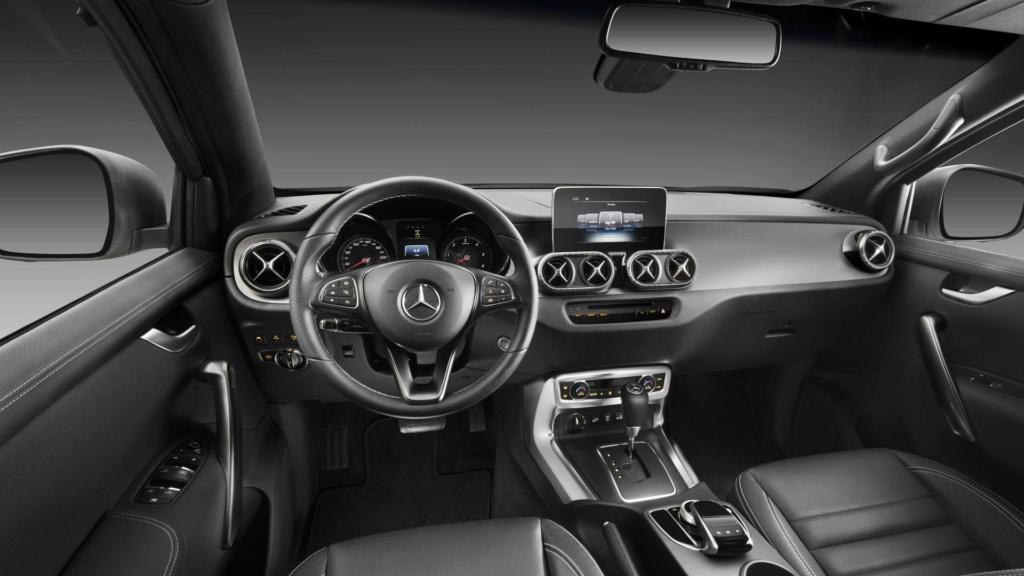 Mercedes admite que vendas da picape Classe X estão abaixo do esperado Merced37
