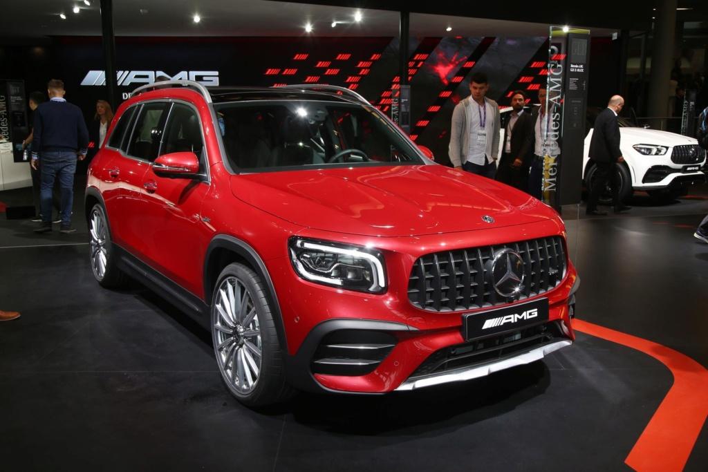 Mercedes-Benz confirma GLB para o Brasil e divulga planos de eletrificação Merced41
