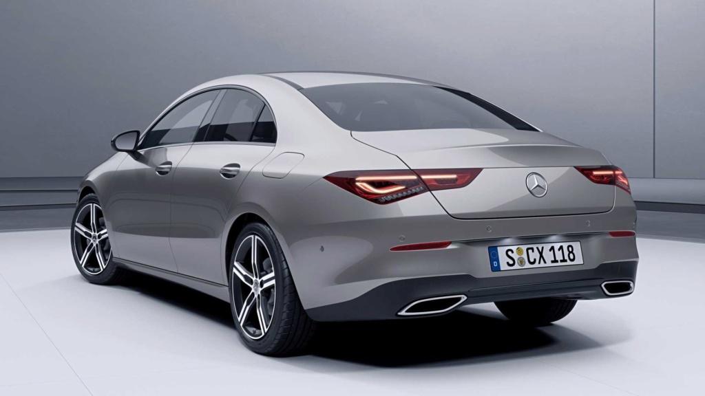 Novo Mercedes-Benz CLA chega ao Brasil por R$ 219.900 Merced44