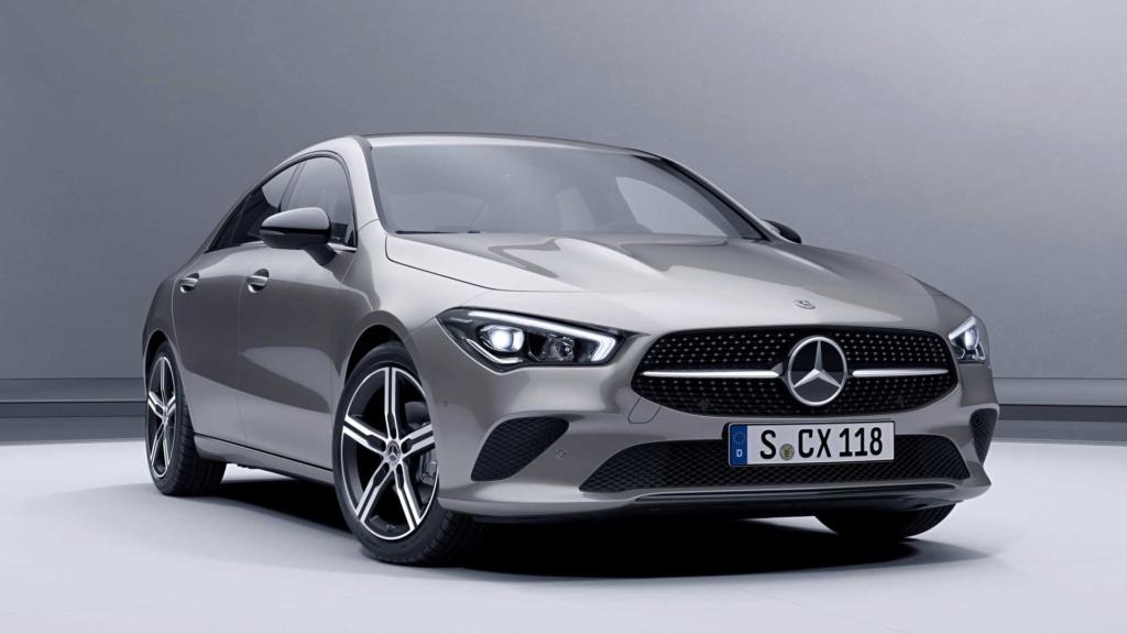 Novo Mercedes-Benz CLA chega ao Brasil por R$ 219.900 Merced45