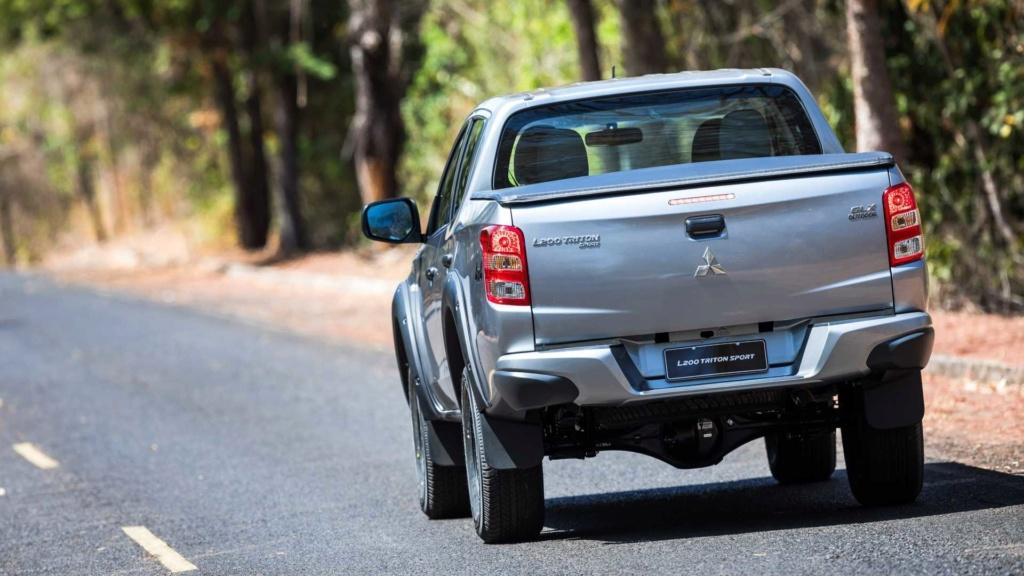 Mitsubishi L200 Triton Sport ganha versão Outdoor por R$ 126.990 Mitsub27