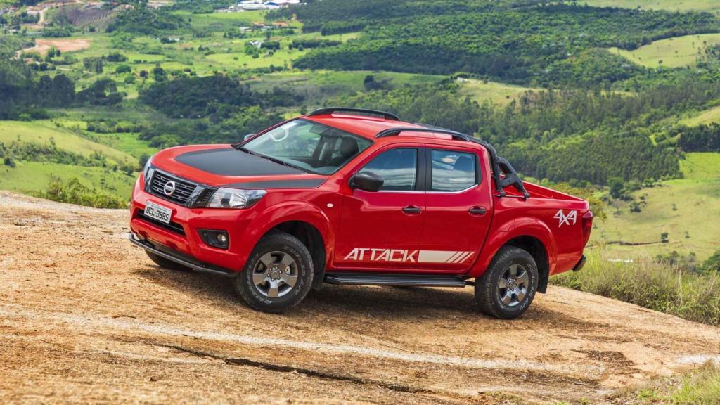 Nissan Frontier fica até R$ 2.000 mais cara nas versões básicas Nissan10