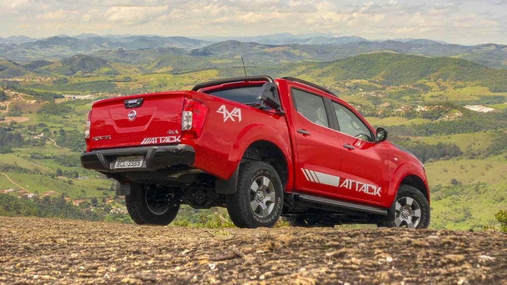 Nissan Frontier fica até R$ 2.000 mais cara nas versões básicas Nissan11