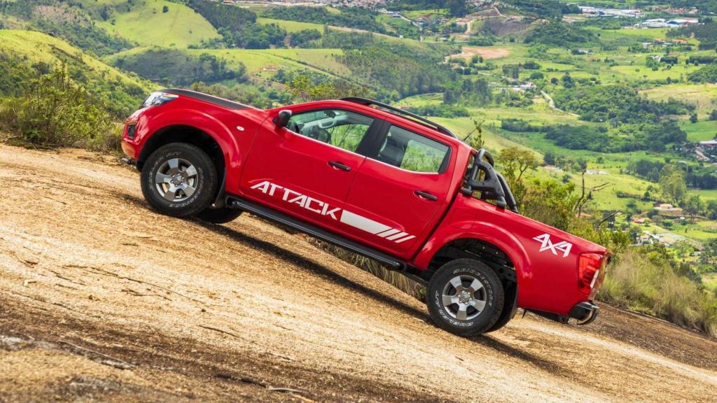 Nissan Frontier fica até R$ 2.000 mais cara nas versões básicas Nissan12