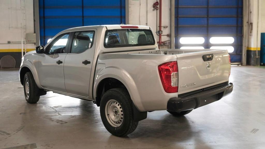 Nissan Frontier fica até R$ 2.000 mais cara nas versões básicas Nissan13