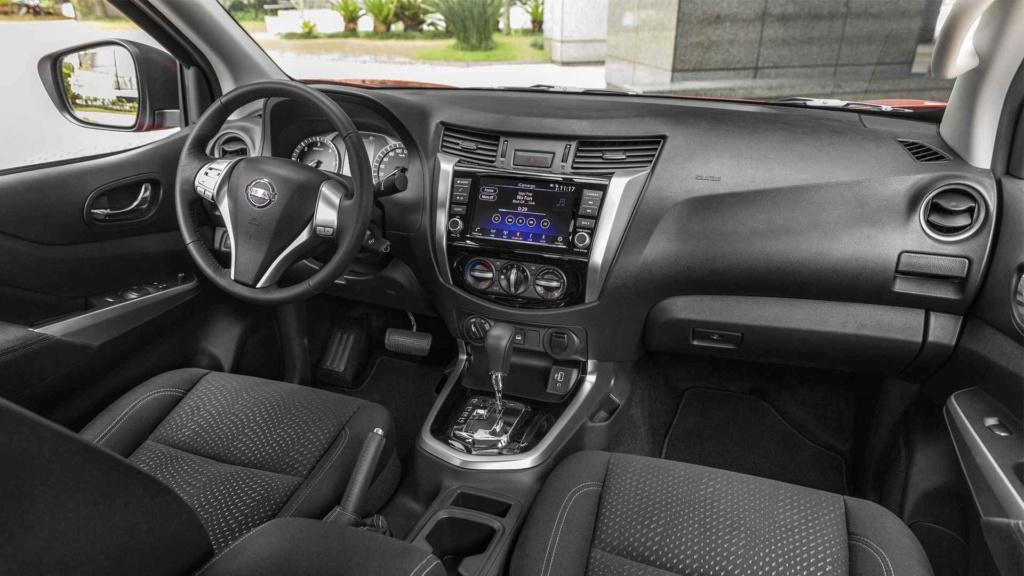 Nissan Frontier fica até R$ 2.000 mais cara nas versões básicas Nissan15