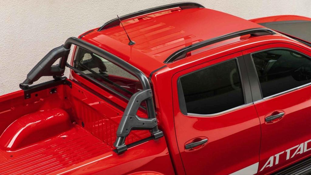 Nissan Frontier fica até R$ 2.000 mais cara nas versões básicas Nissan16