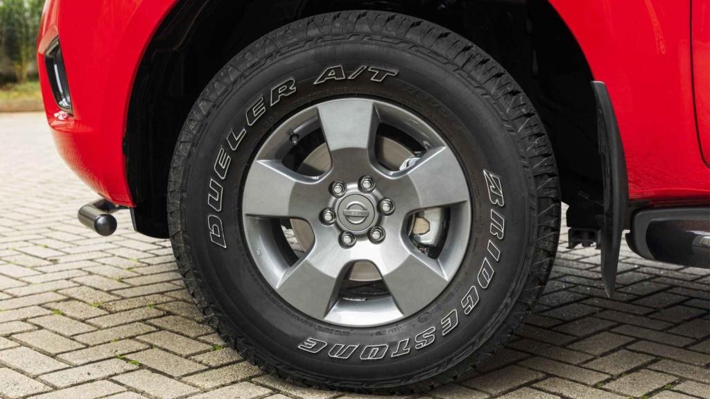 Nissan Frontier fica até R$ 2.000 mais cara nas versões básicas Nissan19