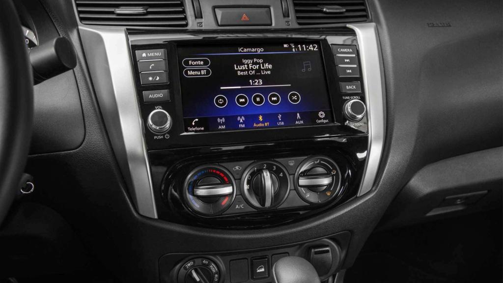 Nissan Frontier fica até R$ 2.000 mais cara nas versões básicas Nissan21