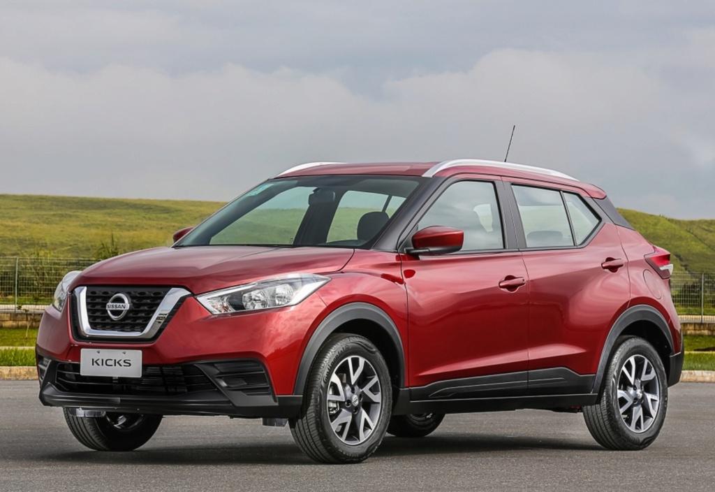 Nissan Kicks ganha piloto automático na linha 2020 e parte de R$ 78.290 Nissan36